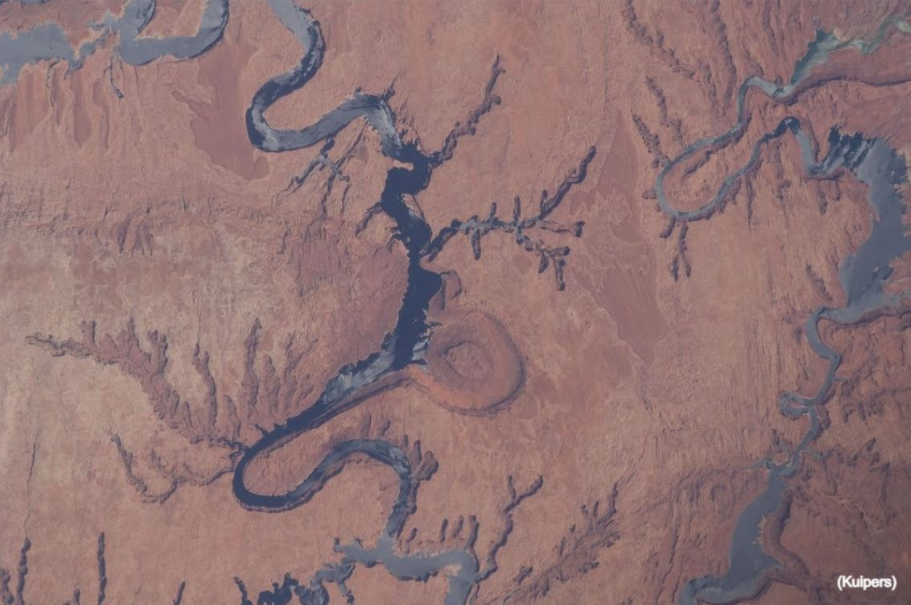 The Veins of Mother Earth
